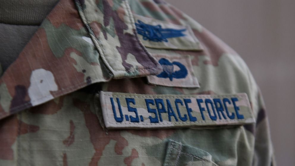 US Space Force deploys to vast new frontier: Arabian ...